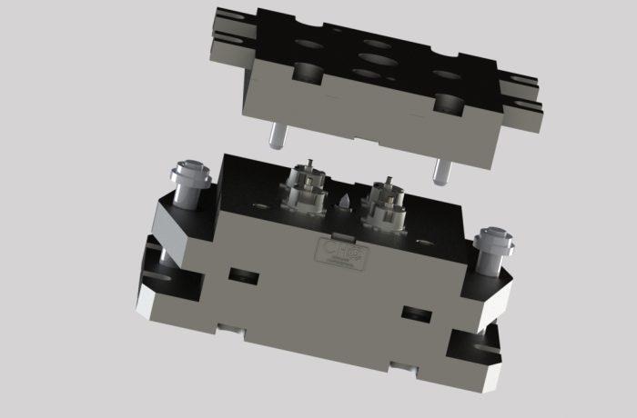Пресс-формы для прессования металлокерамических материалов